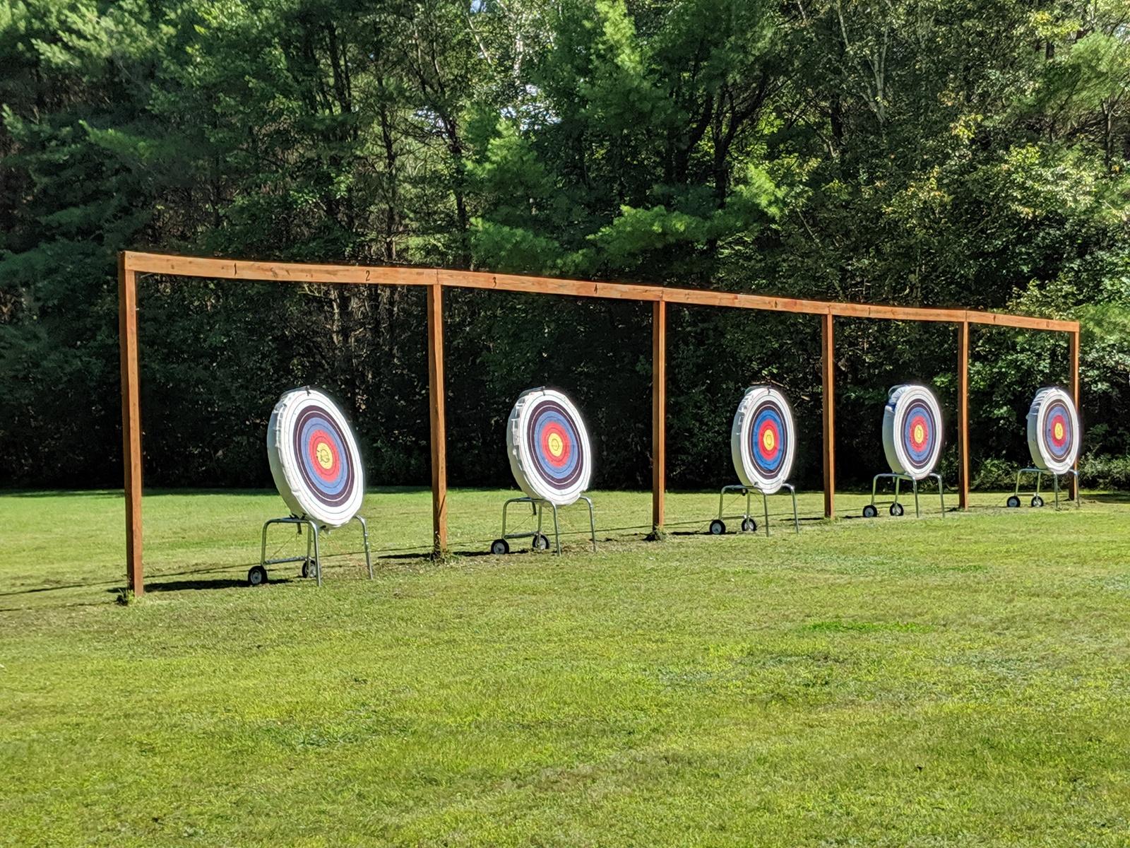 archery targets Anura Guruge Google Pixel 2