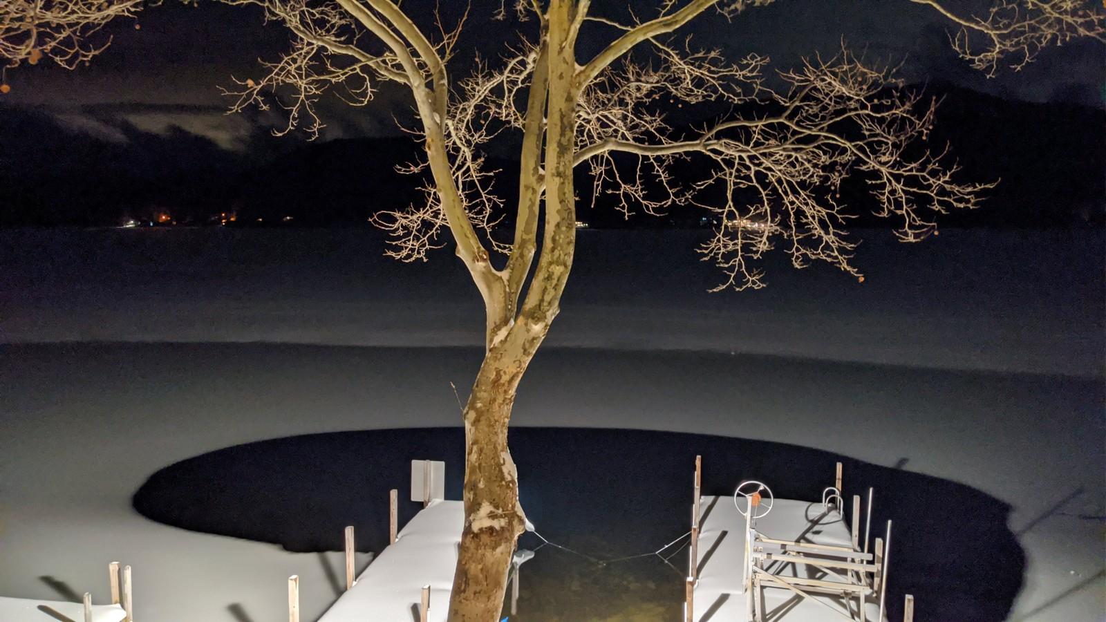 Lake Winnipesaukee New Hampshire Anura Guruge Google Pixel 4